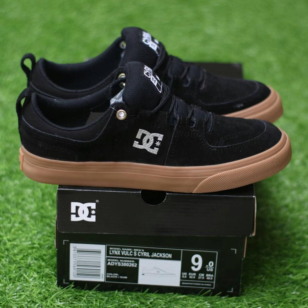 Sepatu DC Evan Smith HI TX Black Gum Original  1fbfcc59e4