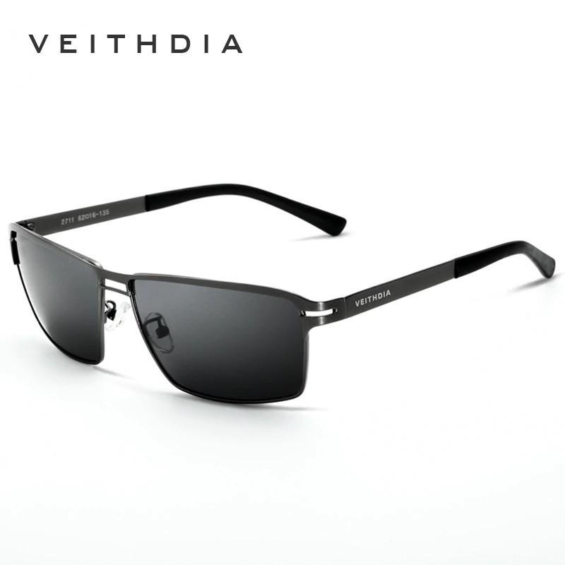 8992220fb69 VEITHDIA Brand Designer Original Box Classic Sunglasses Men Polarized Lens  Vintage Sun Glasses Male