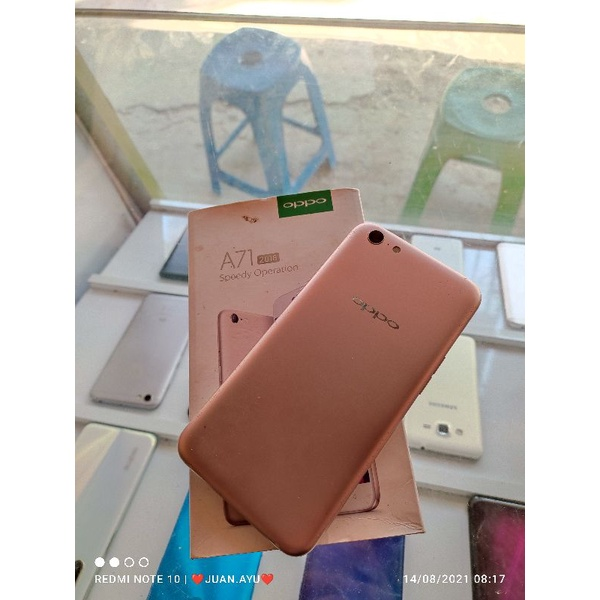 OPPO A71 SECOND