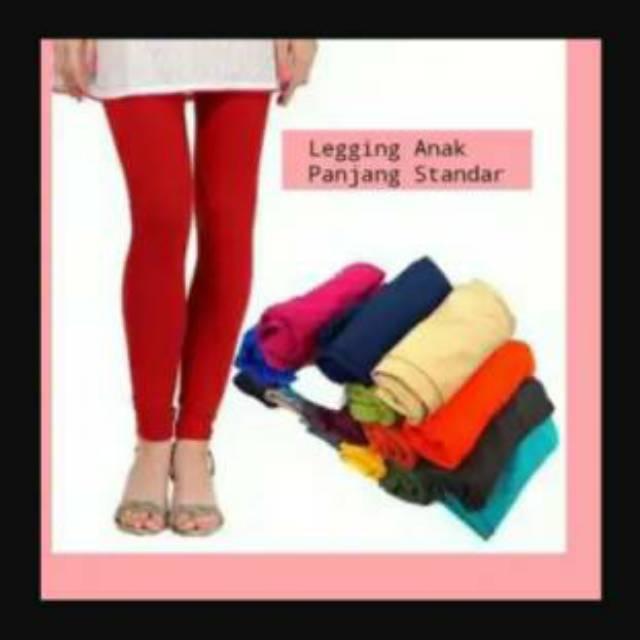 Celana Legging Legging Anak Legging Anak Tanggung Legging Legging Polos Legging Murah Shopee Indonesia