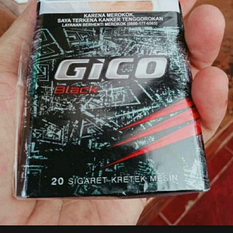 Obat Herbal Gico Black