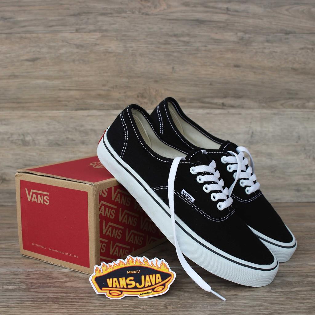 vansjava Sepatu Premium Terlaris Vans Sk8 Hi Black White Classic ... 9ef6486e11