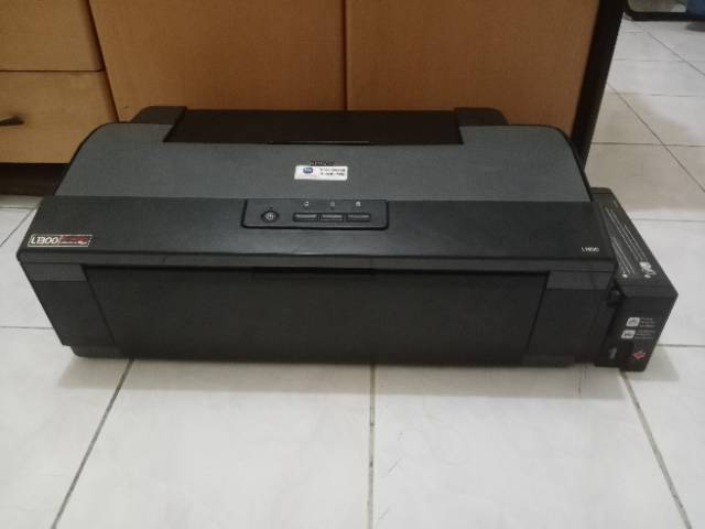Printer Epson L1300 A3 Second Normal Shopee Indonesia