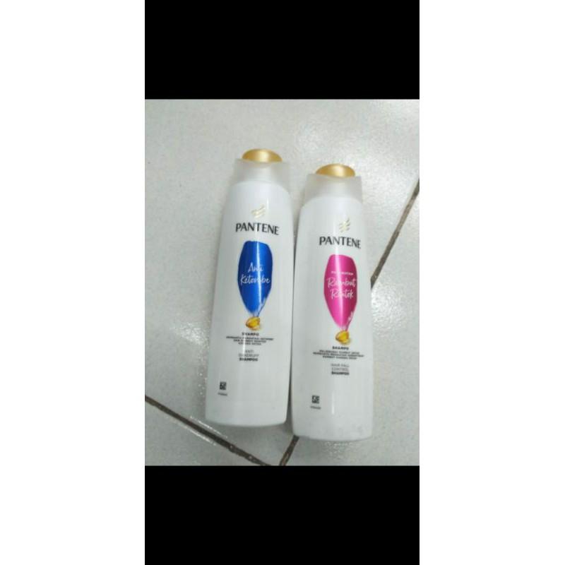 TERPERCAYA Shampo pentene 135ml  dan conditioner-1
