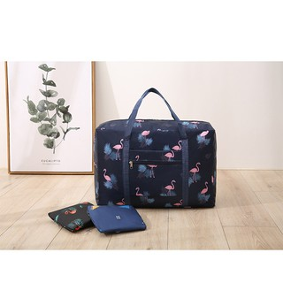 MOTIF New Foldable Travel BAG - Hand Carry Tas Lipat