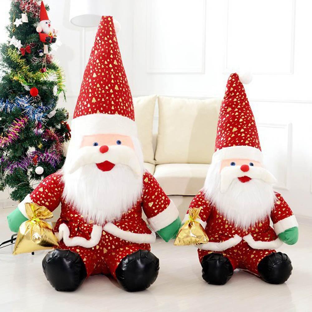 Hd Boneka Santa Claus Untuk Dekorasi Pohon Natal Shopee Indonesia Tirai Anak Motif Kartun Sinterklas