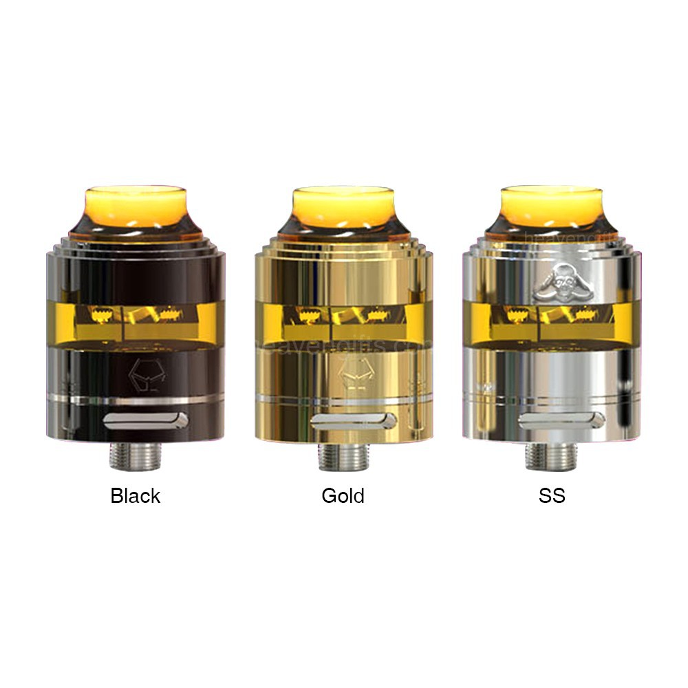 Vandy Vape Pulse Bf Rda 24 Mm Atomizer Rokok Elektrik Authentic Vapor Twisted Messes Lite 22mm Shopee Indonesia