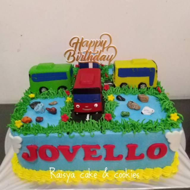 Kue Ulang Tahun Tayo Shopee Indonesia