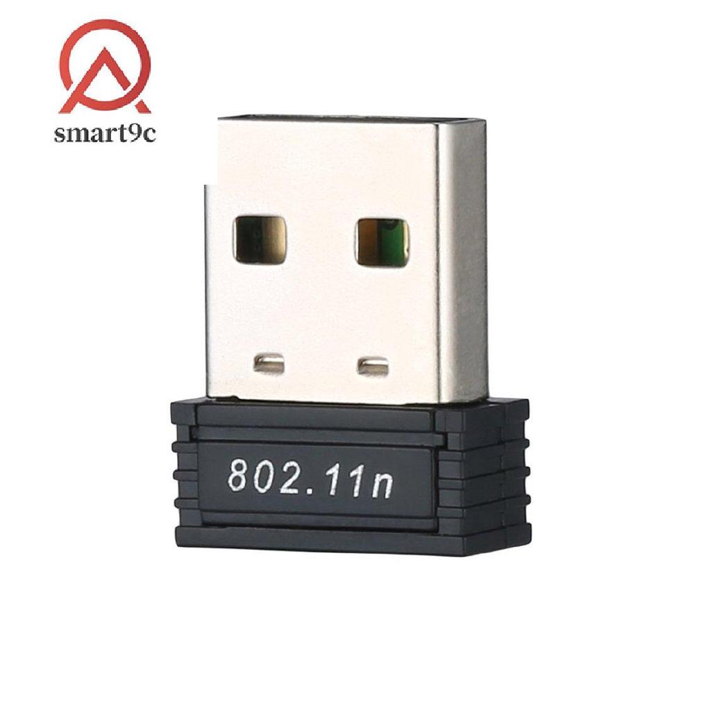 Mini 300Mbps USB WiFi Wireless Adapter Dongle LAN Card PC Laptop 802.11n//g//b USA