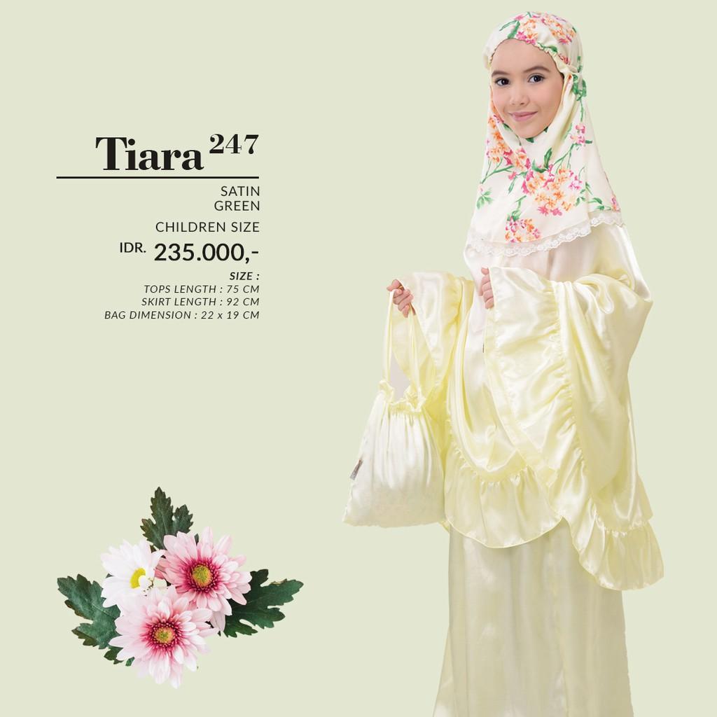 Mukena Tatuis Tiara 285 Shopee Indonesia 312 Broken White