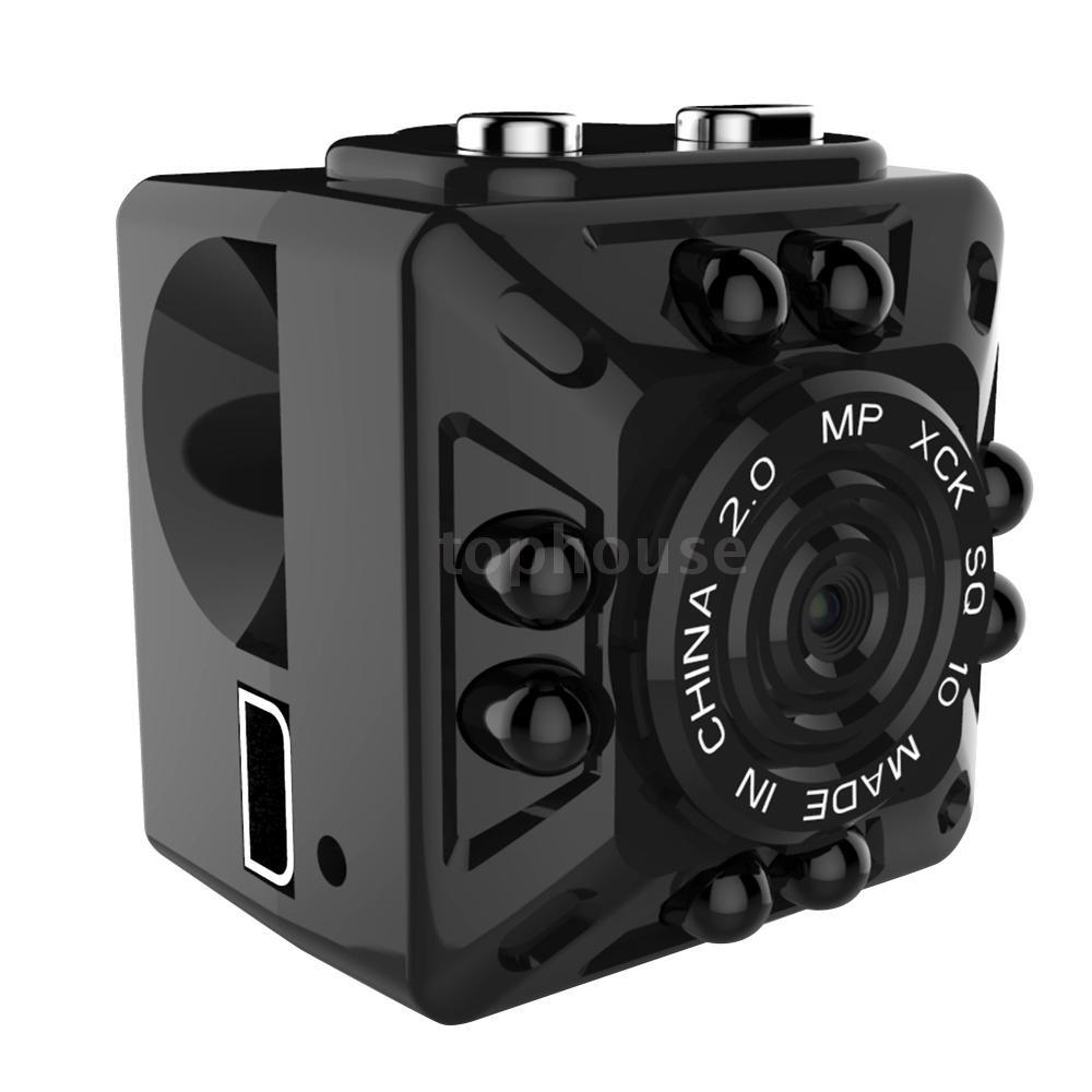 SQ10 Mini Camera HD 1080P Camera Night Vision Mini Micro Cameras