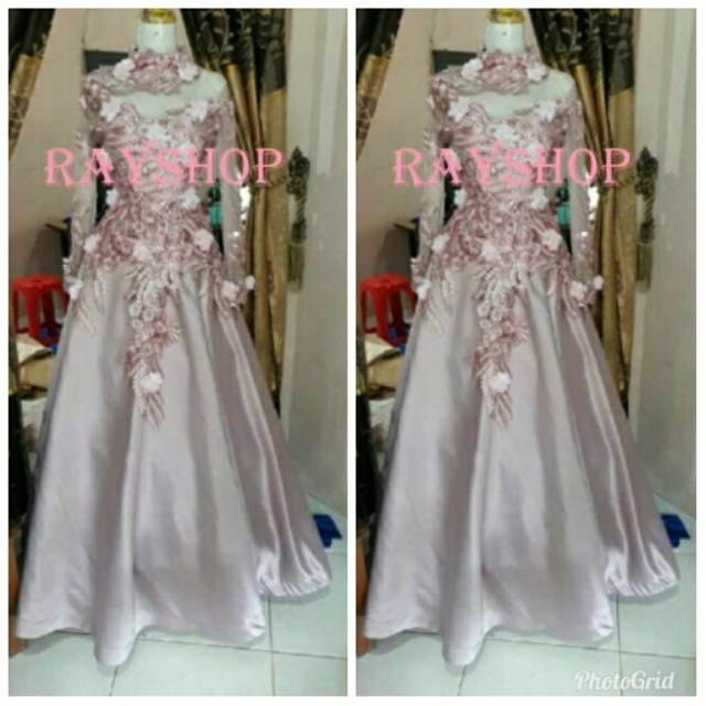 Gaun Pesta Gaun Dress Gaun Party Gaun Import Gaun Bridal Gaun Modern Gaun Prewedding
