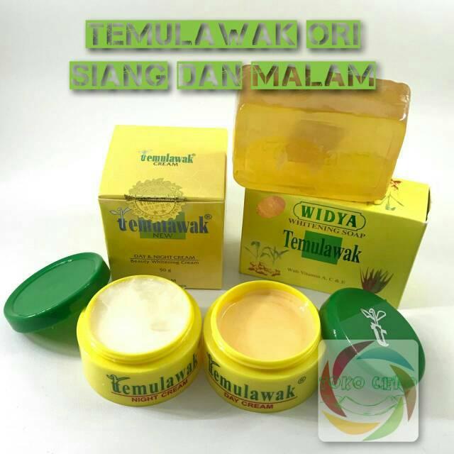 Paket Cream Temulawak Original + Sabun Temulawak Widya Holo Pink | Shopee Indonesia