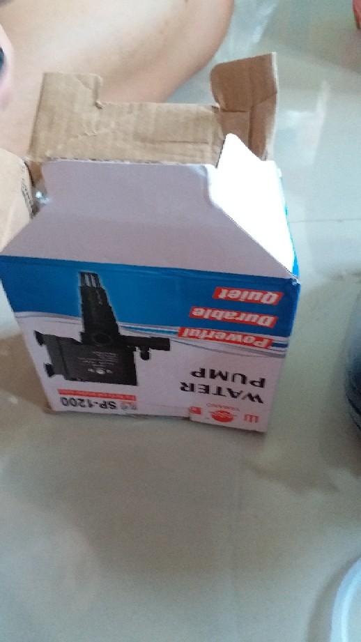 Yamano SP 1200 mesin pompa water pump aquarium aquascape ...