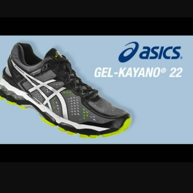 Asics Gel kayano 22  1609579aac
