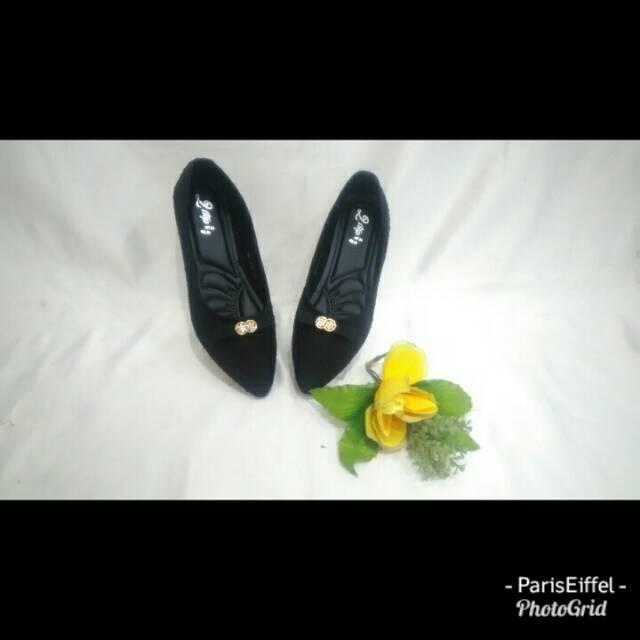 SEPATU FLAT SHOES WANITA 2 STEP 928-288