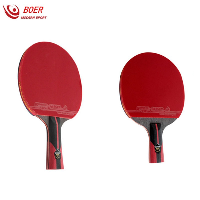 Boer Bet Tenis Meja Carbon Table Tennis Bat Table Tennis Racket