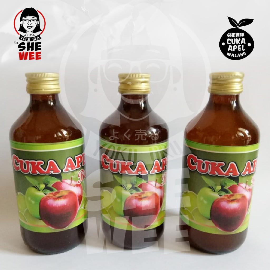 Berkualitas Sw Apple Cider Cuka Apel Shopee Indonesia Ramuan Ihsanix U Kesehatan Jantung Bawang Tunggal Jahe Merah Lemon Madu