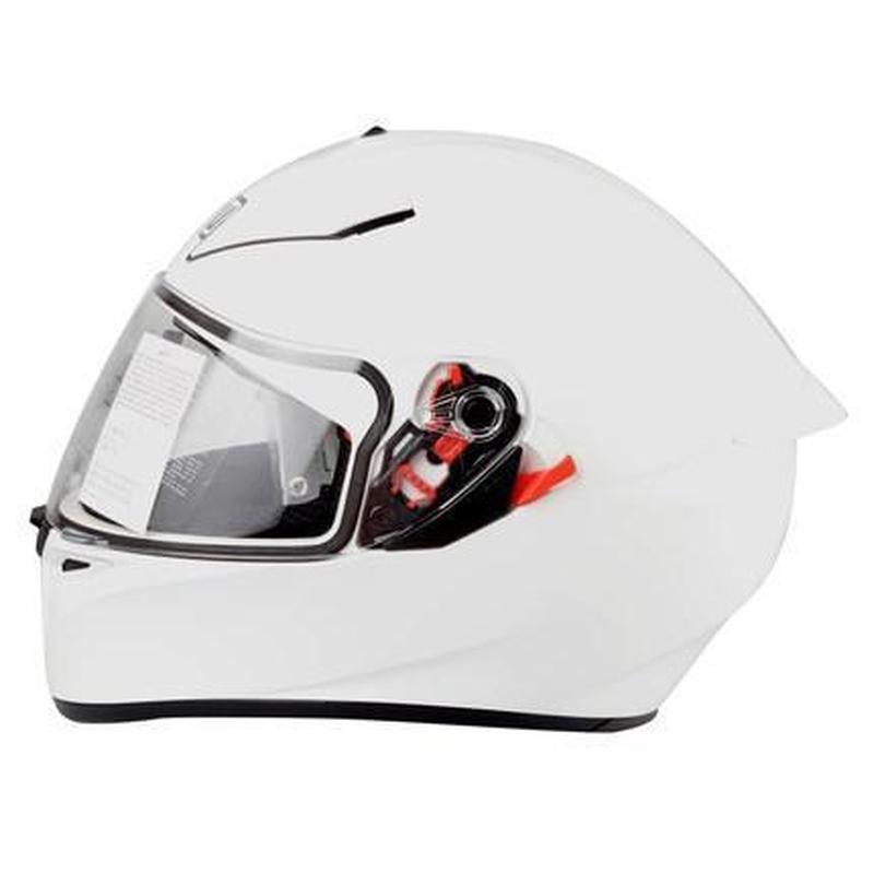 Agv K3 Sv Solid White Shopee Indonesia