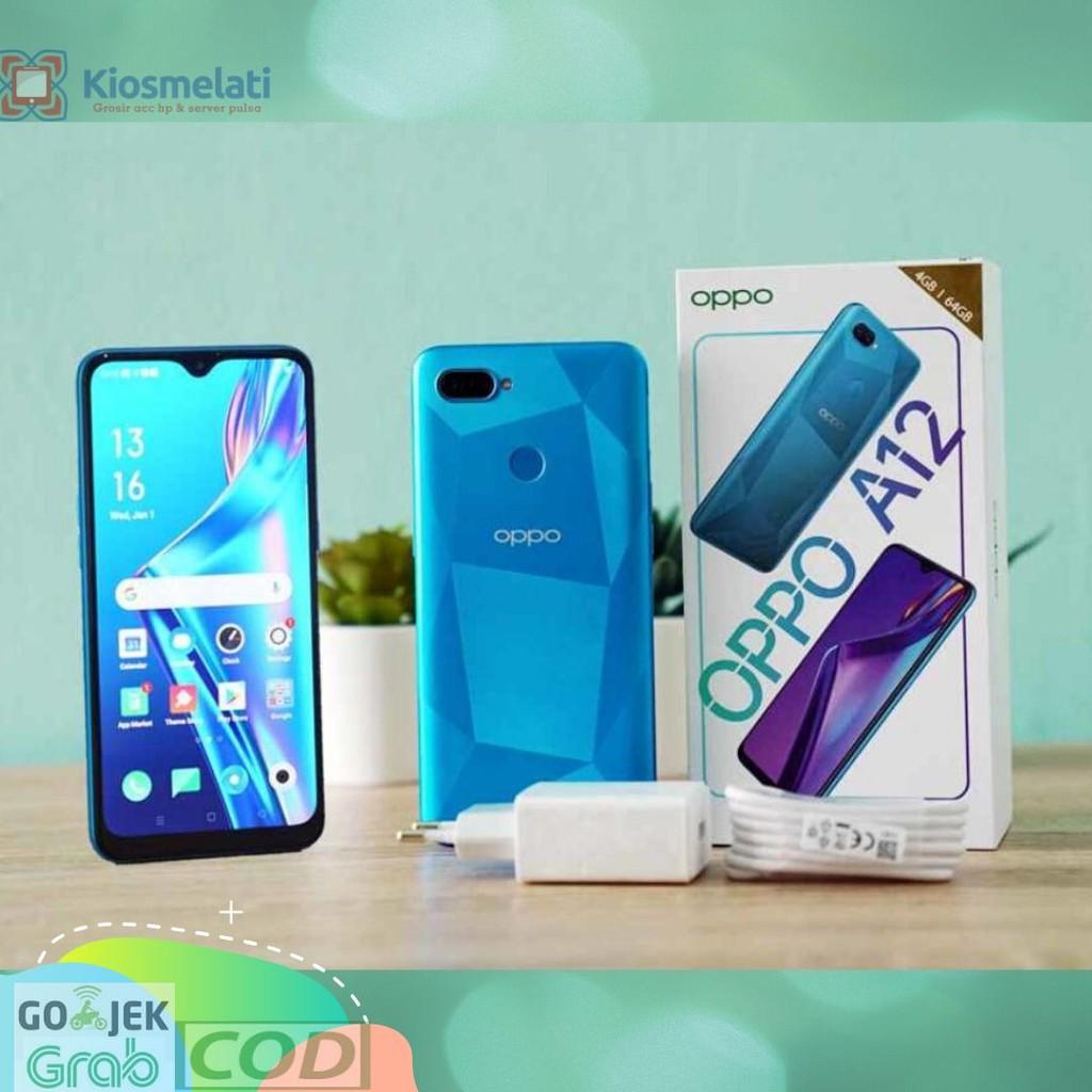 Free Ongkir Hp Oppo Terbaru A12 Ram 4 64 A12 Ram 3 32 Garansi Resmi 1 Tahun Shopee Indonesia