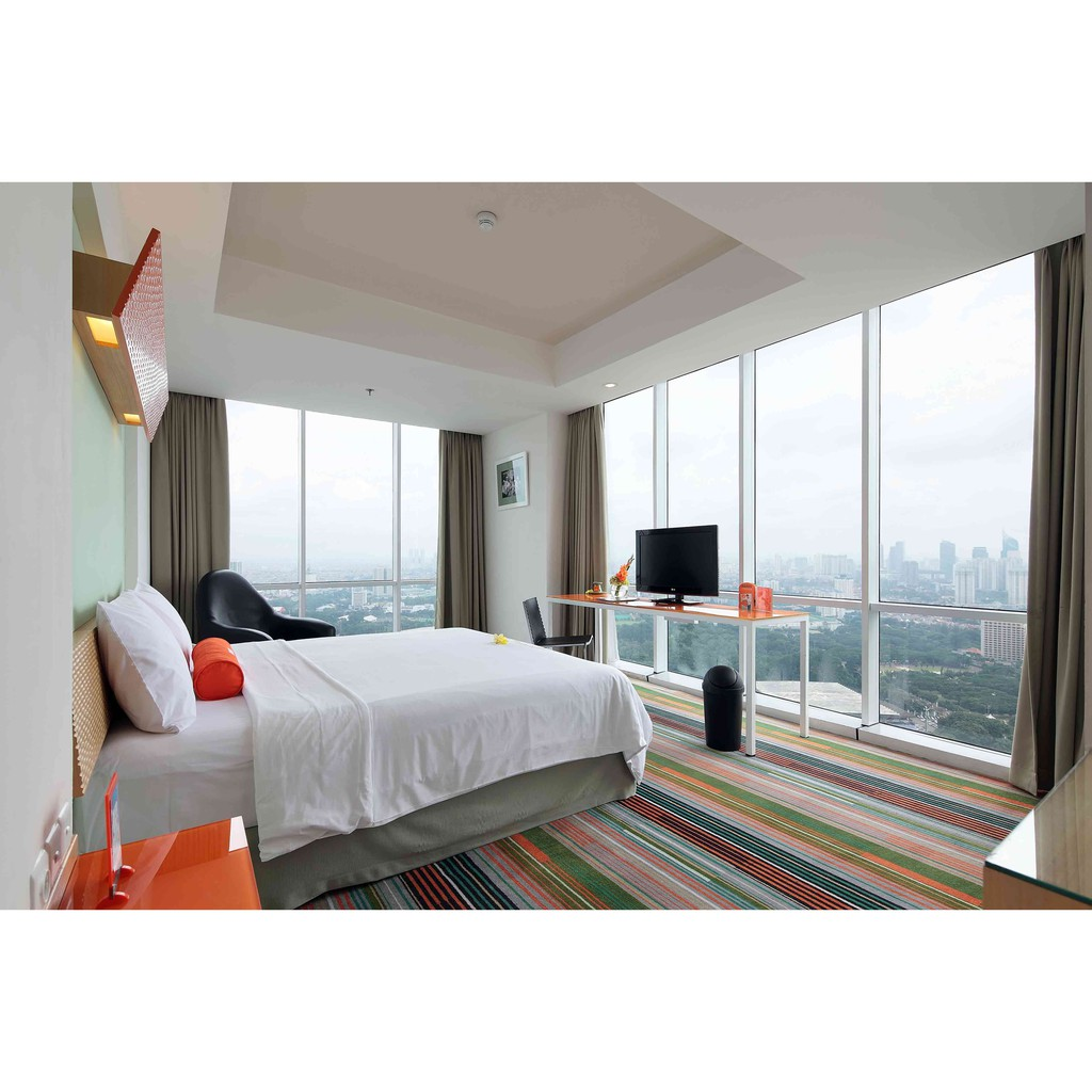 Promo Voucher Hotel Harris Suites Murah Shopee Indonesia