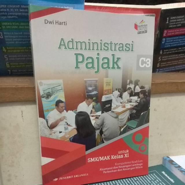 Buku Paket Administrasi Pajak Kelas 11 Pdf Ilmusosial Id