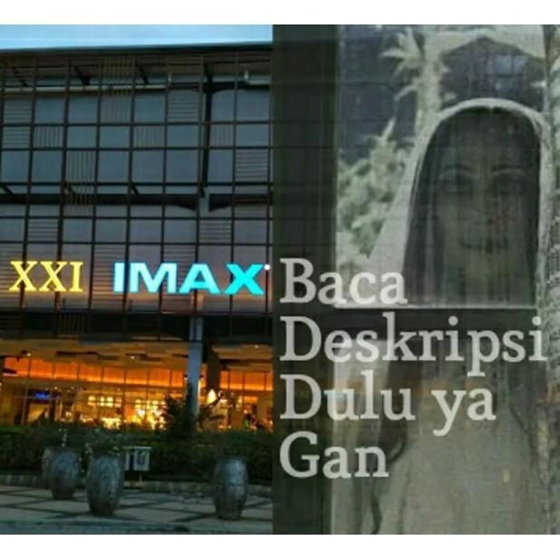 Tiket Bioskop Cinema 21 Scp Samarinda