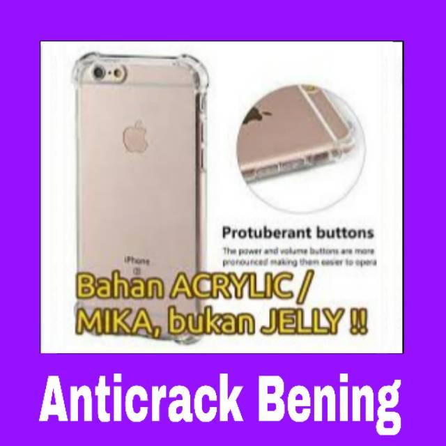 Case Anti Shock / Anti Crack Elegant Softcase for Huawei Y5II /Y5ii - Clear.