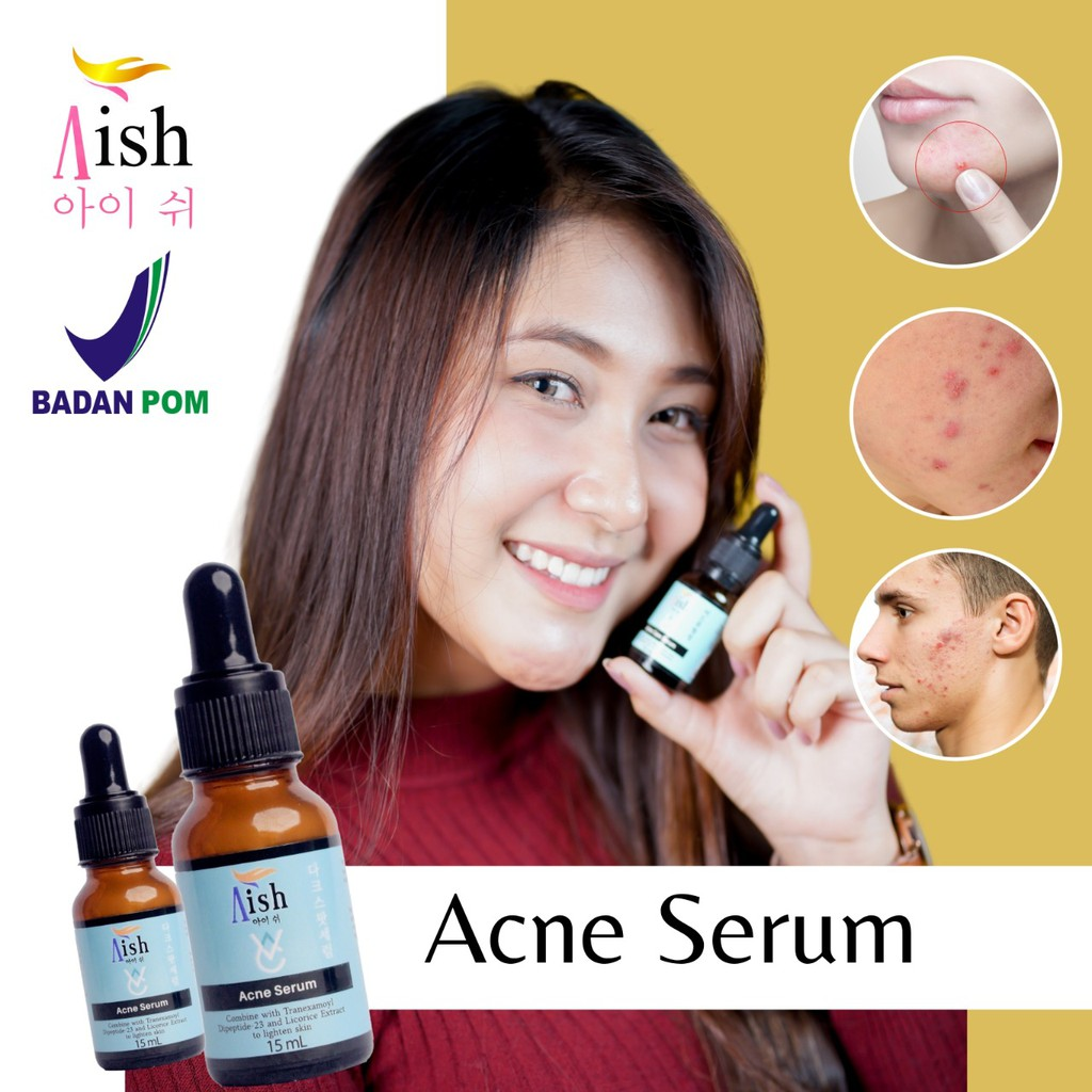 Serum ACNE Aish