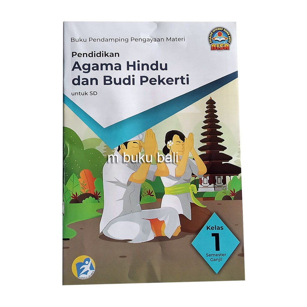 Lks Pendidikan Agama Hindu Dan Budi Pekerti Untuk Sd Semester Ganjil Shopee Indonesia