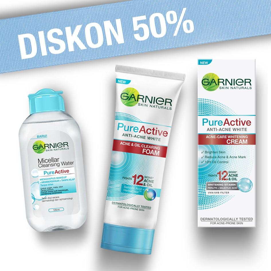 Garnier Neril Hair Tonic Anti Loss Guard 200 Ml Shopee Indonesia