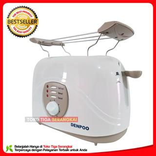 Denpoo Toaster Panggangan Roti DT-023D -Putih. suka: 0 .