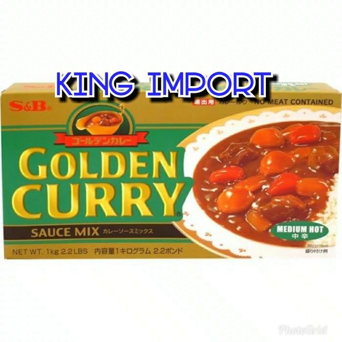 GOLDEN CURRY KECIL 100GR - PASTA CURRY - JAPANESE CURRY SAUCE MIX - BUMBU KARI JEPANG - SAUS KARI   Shopee Indonesia