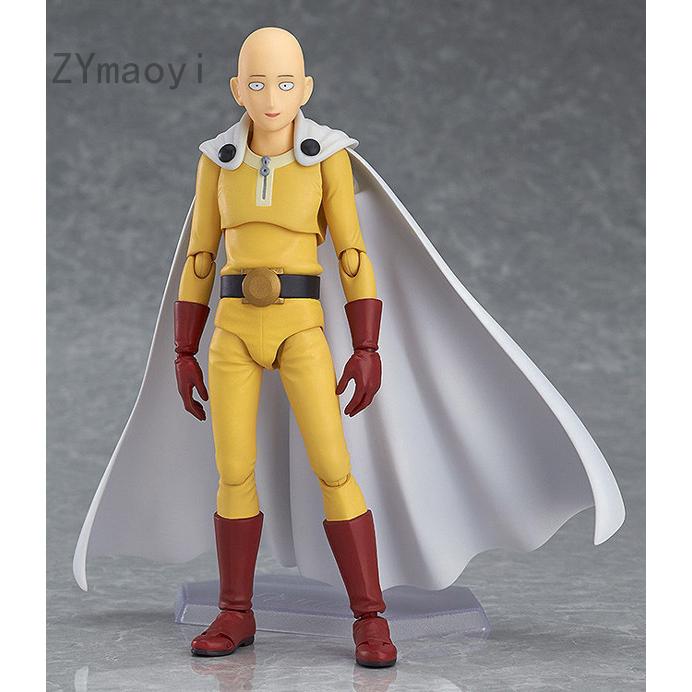 Zymaoyi Chixiamaoyi Anime Saitama One Punch Man Figma Pvc Action Figure Collectible Toys Model Shopee Indonesia