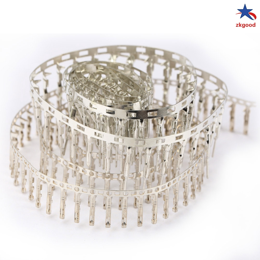 200 Pcs 2.54mm Female Pin Long Dupont Head Reed Connector