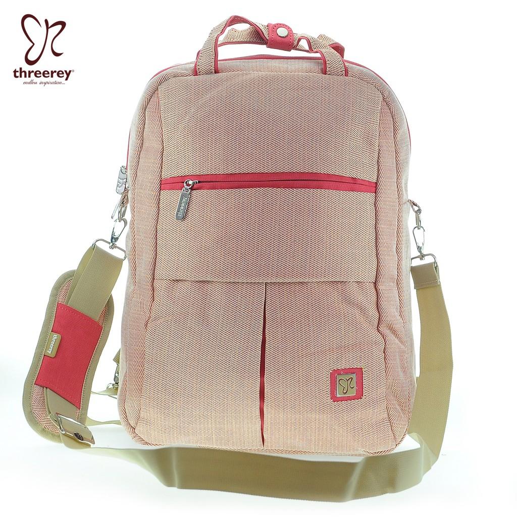 Threerey Tas Multifungsi Sling Bag and Backpack – NIKA TF 40110 ... 90b1bcf86c