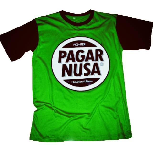 Kaos Pagar Nusa Shopee Indonesia