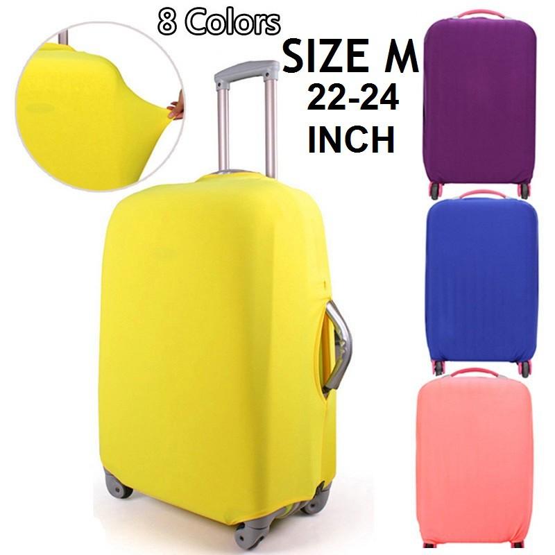 Luggage Cover KARTUN LUCU SERIES Sarung Penutup Pelindung Koper Travel | Shopee Indonesia