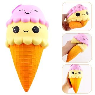 YouTube - Squishy Ice Cream Jumbo and mini !! Cute! Source · habis