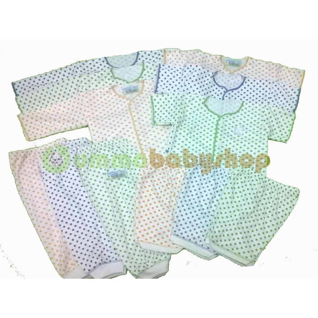 3 Pcs Baju Bayi Baru Lahir Motif Macan, Baju Romper + Bando + Sepatu | Shopee Indonesia