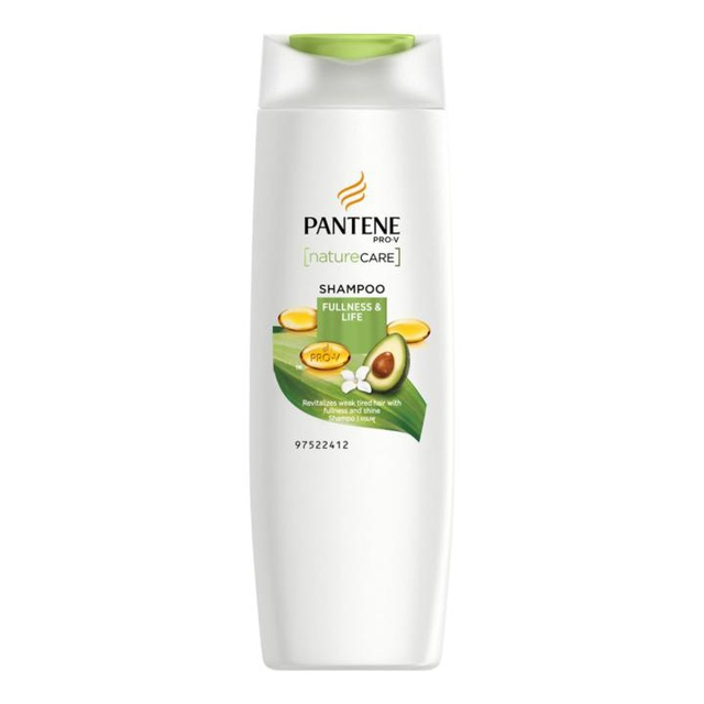 PANTENE Nature Care Fullness & Life Shampoo 70ml-3