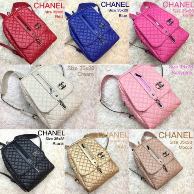 Tas IMPORT Chanel Bumbag Ready 4 warna  c59f16b72f
