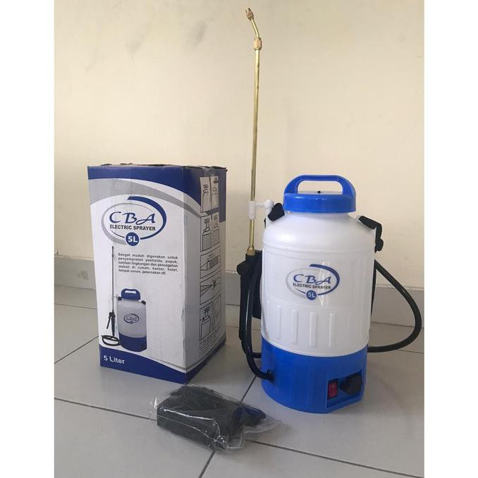 Best Alat Semprot - Sprayer Elektrik Cba 5 Liter