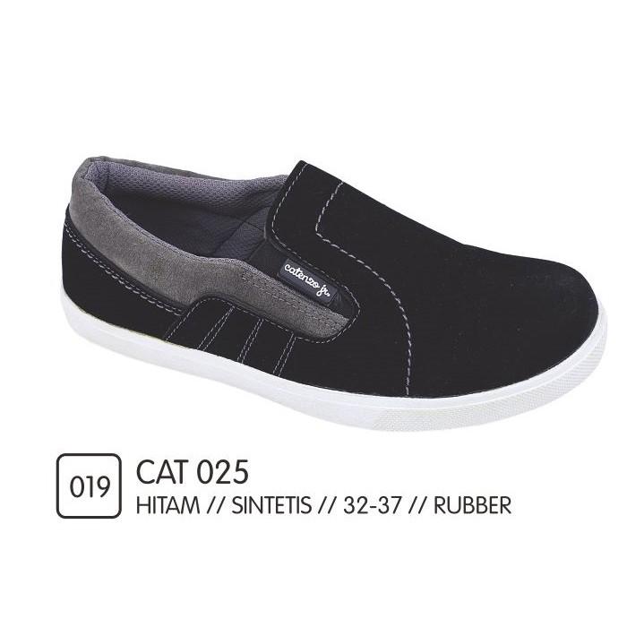Sepatu Casual Anak Laki-Laki Sintetis Hitam CAT 025 Catenzo Junior ... 8c747c1fa0