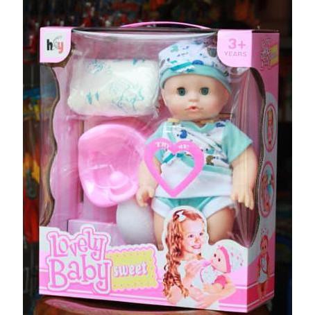 boneka bayi - Temukan Harga dan Penawaran Mainan Bayi   Anak Online Terbaik  - Ibu   Bayi Maret 2019  b28b30912a