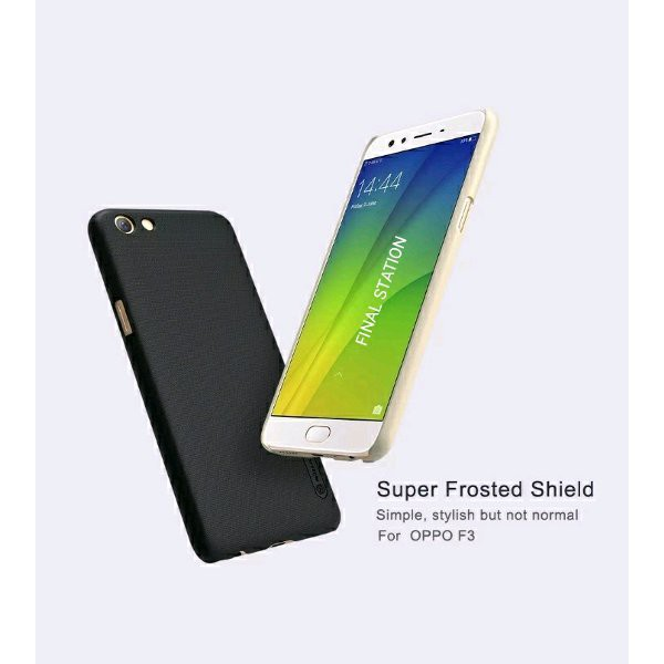 Nillkin Frosted Shield Sony Xperia Z5 Compact (Free Screen Guard) | Shopee Indonesia