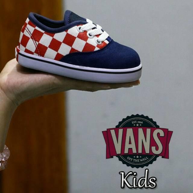 Vans old school kids ( sepatu vans   sepatu santai anak )  dcc2a0e3ec