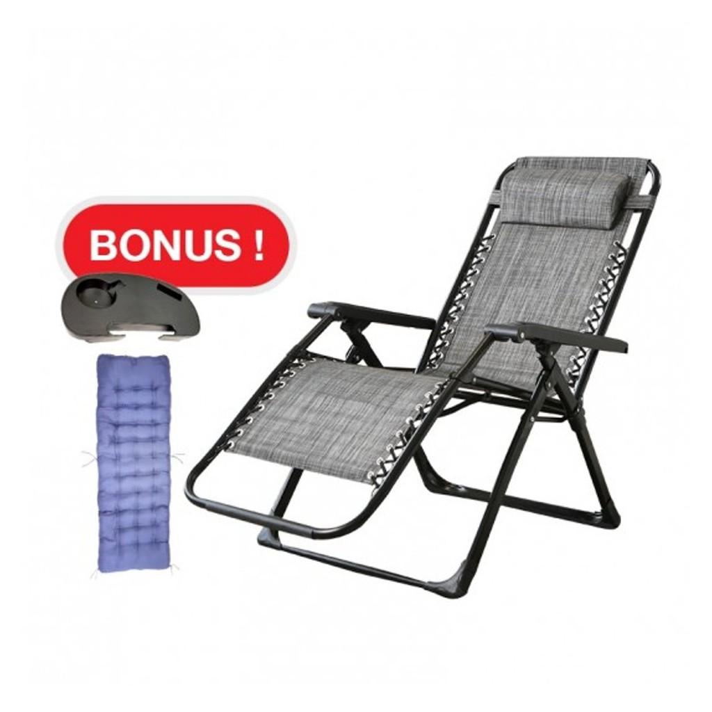 Kursi Santai Kursi Malas Bello Zero Gravity Chair