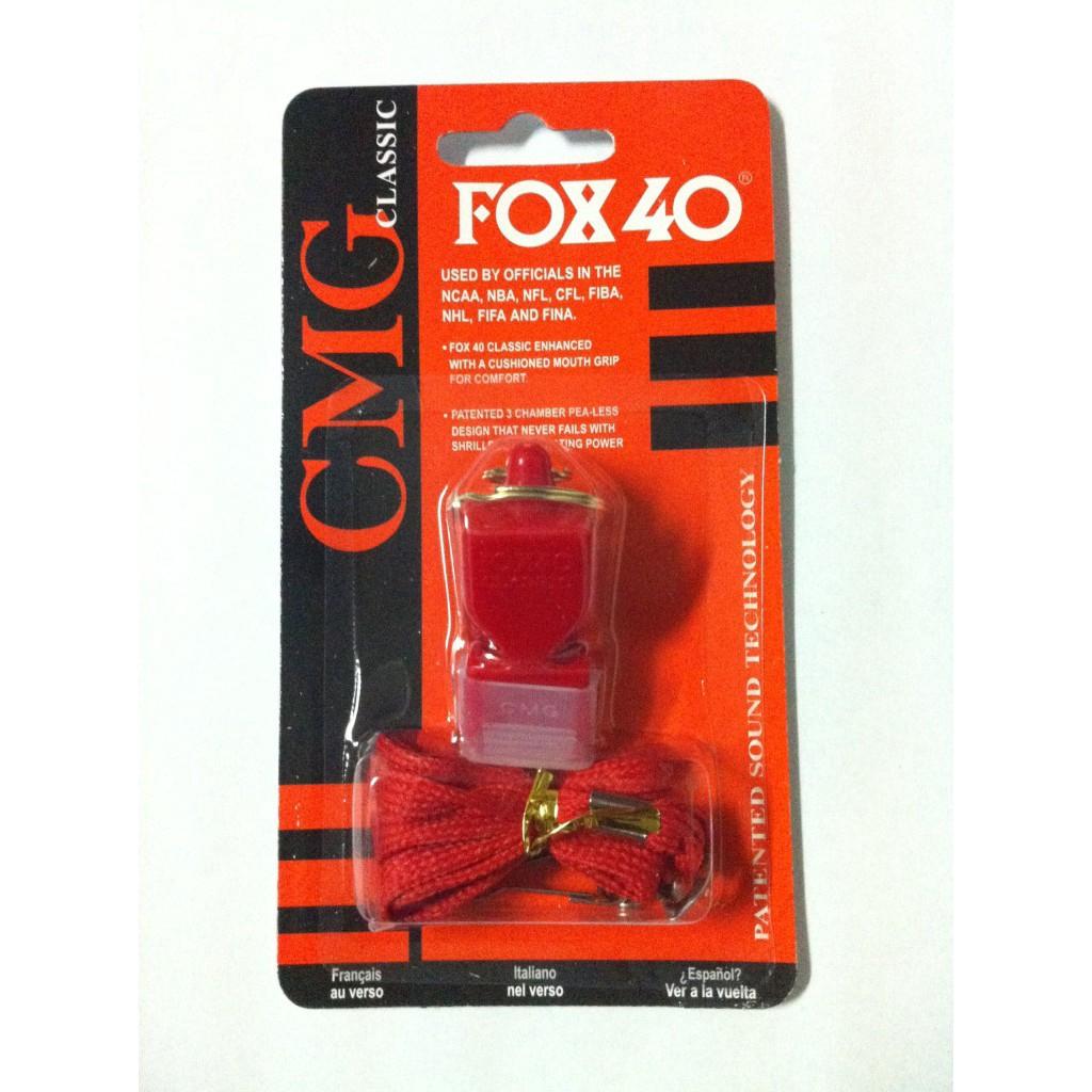 FOX 40 Classic orange