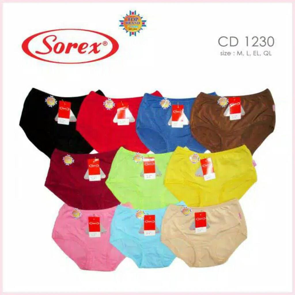 Celana Dalam Sorex art 1228 size EL (XL)  f834c0cbf2